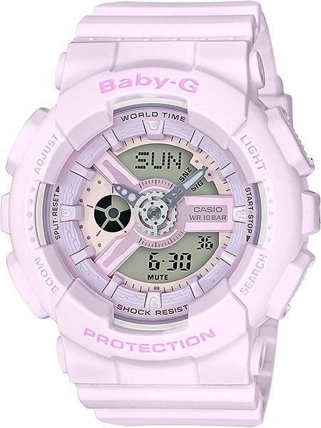 Купить Японские часы Casio Baby-G BA-110-4A2