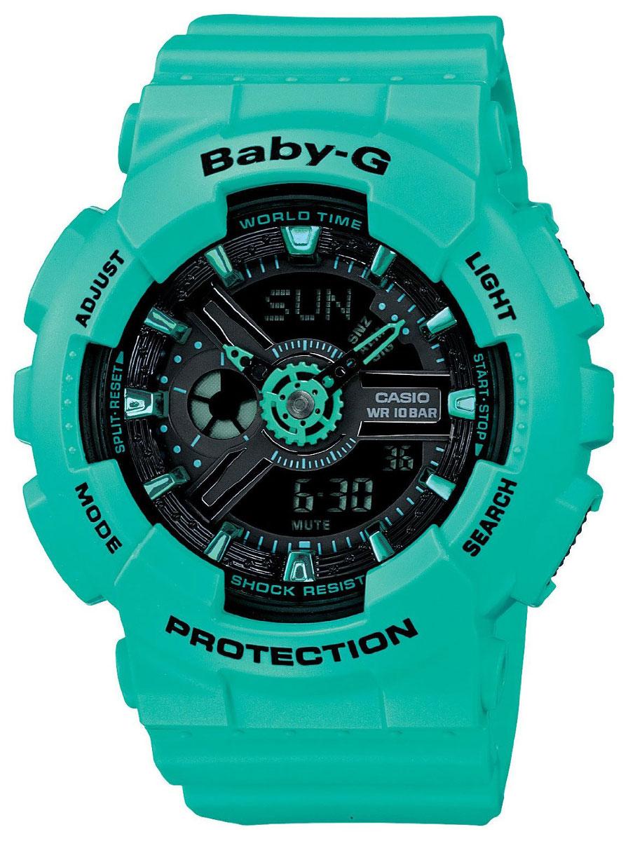 Купить Японские часы Casio Baby-G BA-111-3A