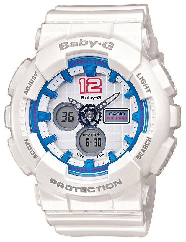 Купить Японские часы Casio Baby-G BA-120-7B