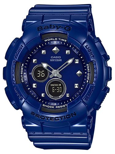 Купить Японские часы Casio Baby-G BA-125-2A