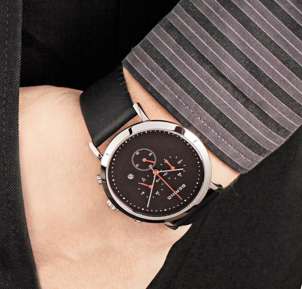 Bering Classic 10540-402Наручные часы<br>Датские часы Bering Classic 10540-402<br><br>Пол: Мужские<br>Страна-производитель: Дания<br>Механизм: Кварцевый<br>Материал корпуса: Сталь<br>Материал ремня/браслета: Кожа<br>Водозащита, диапазон: 20 - 100 м<br>Стекло: Сапфировое<br>Толщина корпуса: None<br>Стиль: Классика