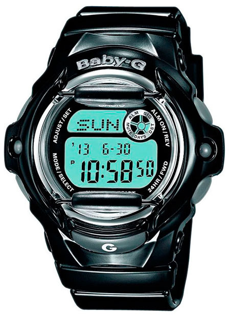 Купить Японские часы Casio Baby-G BG-169R-1E