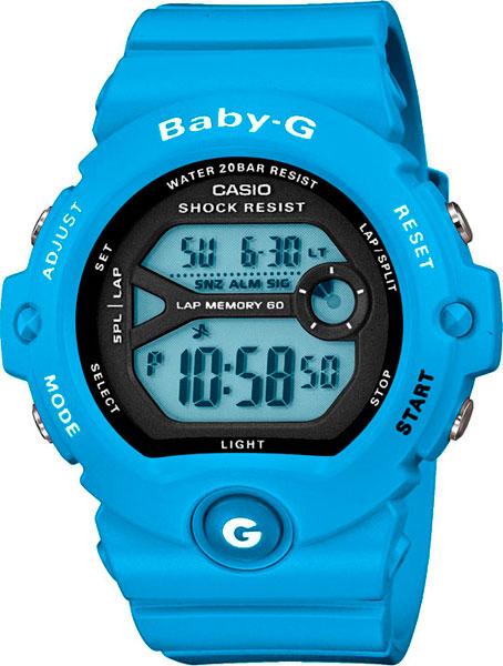 Купить Японские часы Casio Baby-G BG-6903-2E