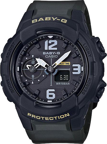Купить Японские часы Casio Baby-G BGA-230-3B