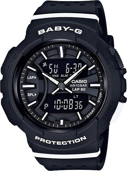 Купить Японские часы Casio Baby-G BGA-240-1A1