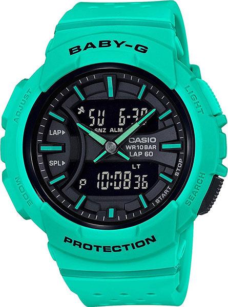 Купить Японские часы Casio Baby-G BGA-240-3A