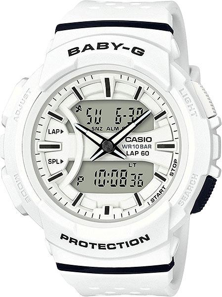 Купить Японские часы Casio Baby-G BGA-240-7A