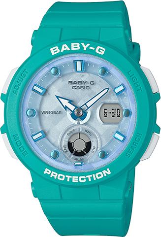 Купить Японские часы Casio Baby-G BGA-250-2A