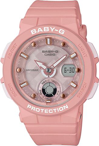 Купить Японские часы Casio Baby-G BGA-250-4A