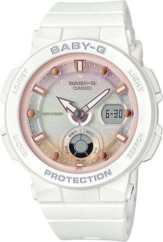 Купить Японские часы Casio Baby-G BGA-250-7A2