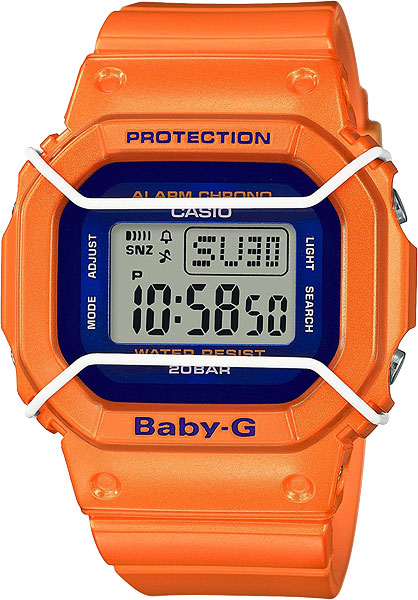 Купить Японские часы Casio Baby-G BGD-501FS-4E