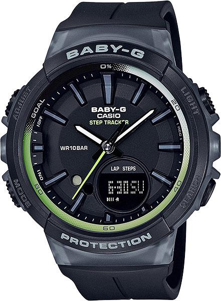Купить Японские часы Casio Baby-G BGS-100-1A