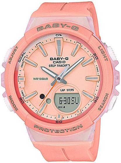 Купить Японские часы Casio Baby-G BGS-100-4A