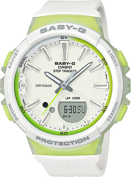 Купить Японские часы Casio Baby-G BGS-100-7A2