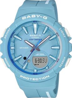 Casio Baby-G Step Tracker BGS-100RT-2A