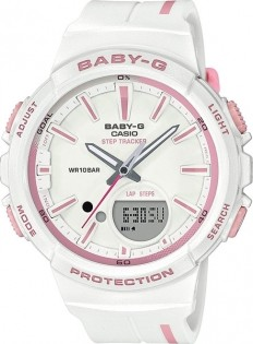Casio Baby-G Step Tracker BGS-100RT-7A