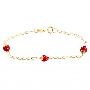 Браслет Crisolar Baby Jewelry BJ07BY