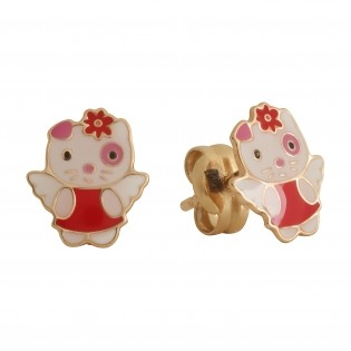 Серьги Crisolar Baby Jewelry BJ13EY