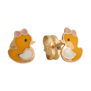 Серьги Crisolar Baby Jewelry BJ15EY