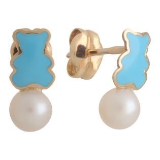 Серьги Crisolar Baby Jewelry BJ24EY