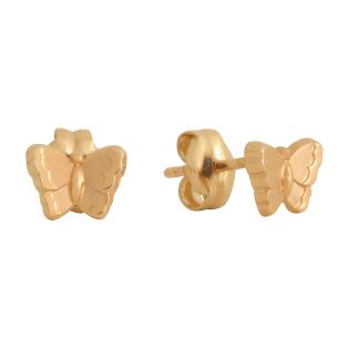 Серьги Crisolar Baby Jewelry BJ26EY(s)