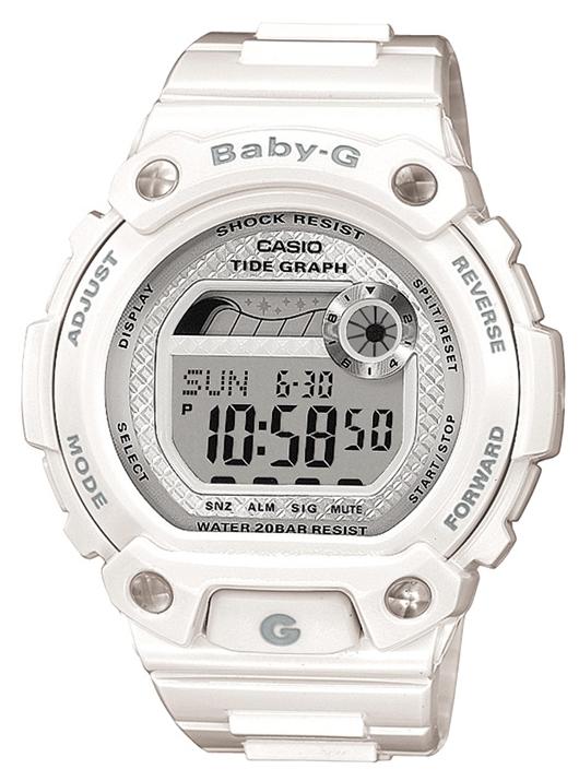 Купить Японские часы Casio Baby-G BLX-100-7E