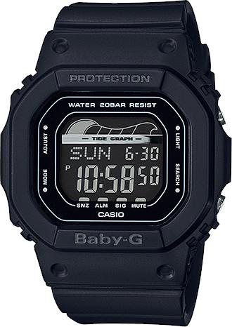 Купить Японские часы Casio Baby-G BLX-560-1E