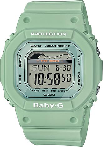 Купить Японские часы Casio Baby-G BLX-560-3E