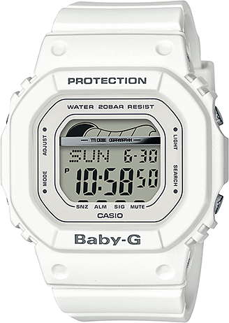 Купить Японские часы Casio Baby-G BLX-560-7E, Casio Baby-GBLX-560-7E