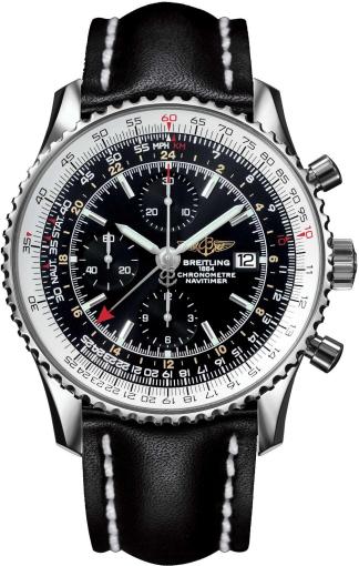 Breitling Navitimer 1 Chronograph GMT 46 A2432212/B726/441X
