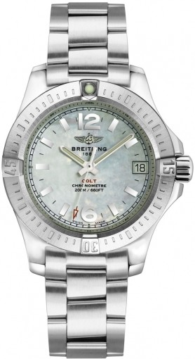 Breitling Colt Lady A7738811/A770/175A