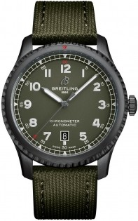 Breitling Aviator 8 Automatic 41 Curtiss Warhawk M173152A1L1X2