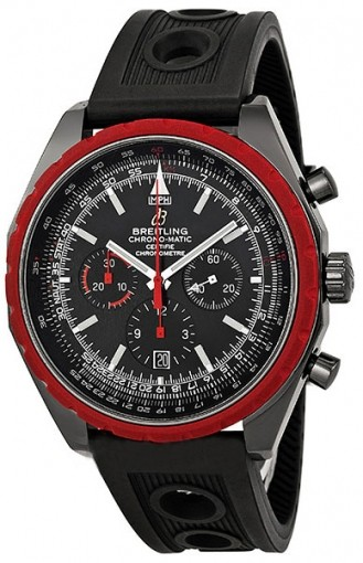 Breitling Chrono-Matic Blacksteel M1436003/BA67/201S