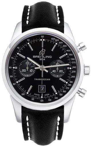 Breitling Transocean Chronograph 38 A4131012/BC06/428X