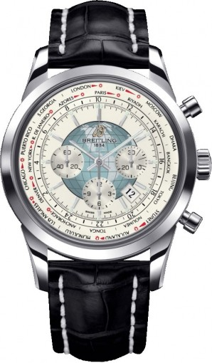 Breitling Transocean Chronograph Unitime AB0510U0/A732/441X