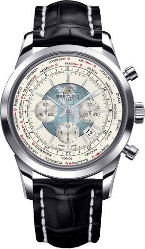 Breitling Transocean Chronograph Unitime AB0510U0/A732/760P