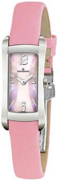 Candino D-Light C4356/2Наручные часы<br>Швейцарские часы Candino D-Light C4356/2Представленная модель входит в коллекцию D-Light. Это модные женские часы. Материал корпуса часов — сталь. В этих часах используется минеральное стекло. Часы этой модели обладают водозащитой 30 м.<br><br>Пол: Женские<br>Страна-производитель: Швейцария<br>Механизм: Кварцевый<br>Материал корпуса: Сталь<br>Материал ремня/браслета: Кожа<br>Водозащита, диапазон: 20 - 100 м<br>Стекло: Минеральное<br>Толщина корпуса: None<br>Стиль: None