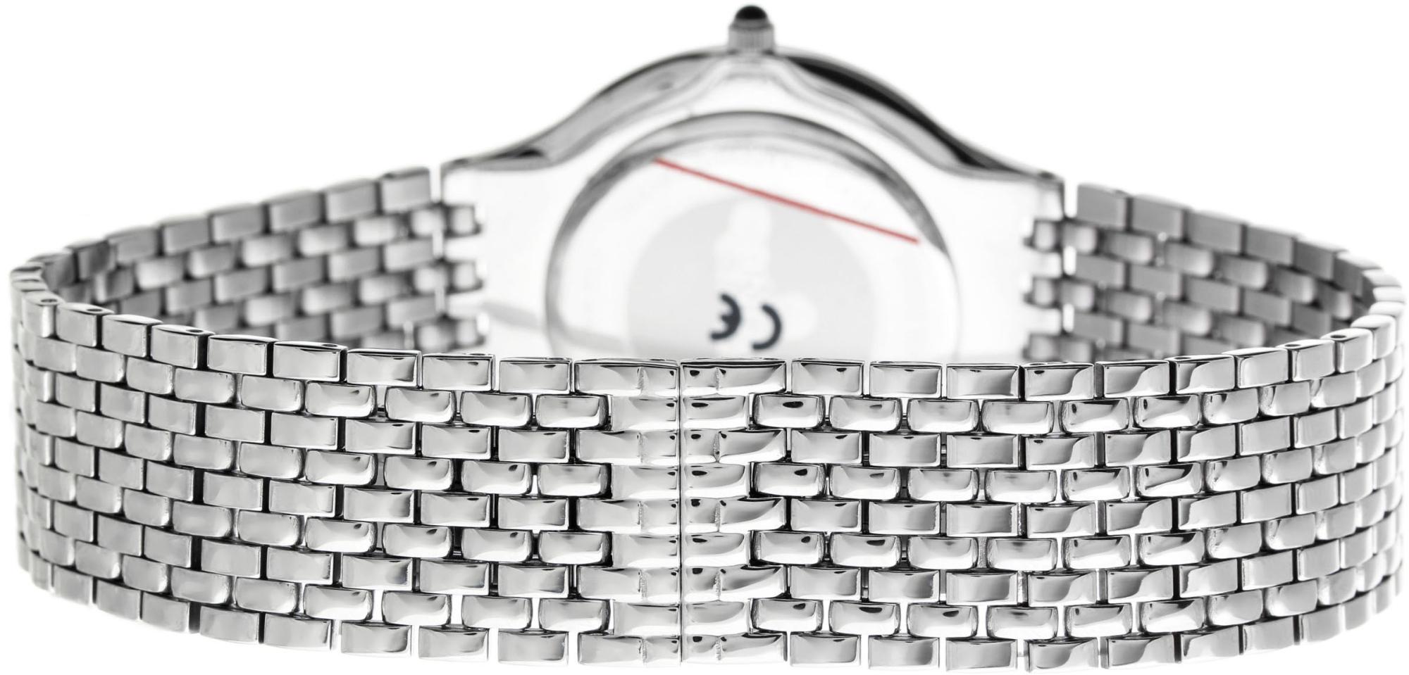 Candino Timeless C4362/4Наручные часы<br>Швейцарские часы Candino Timeless C4362/4Данная модель входит в коллекцию Timeless. Это модные мужские часы. Материал корпуса часов — сталь. В этих часах используется сапфировое стекло. Часы выдерживают давление на глубине 50 м. Цвет циферблата - черный.<br><br>Пол: Мужские<br>Страна-производитель: Швейцария<br>Механизм: Кварцевый<br>Материал корпуса: Сталь<br>Материал ремня/браслета: Сталь<br>Водозащита, диапазон: 20 - 100 м<br>Стекло: Сапфировое<br>Толщина корпуса: None<br>Стиль: Классика