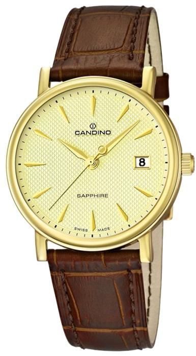 Купить Candino Classic Timeless C4489/3, Мужские, Швейцария