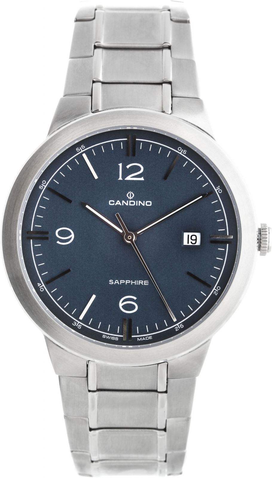 Candino Elegance C4510/2Наручные часы<br>Швейцарские часы Candino Elegance C4510/2<br><br>Пол: Мужские<br>Страна-производитель: Швейцария<br>Механизм: Кварцевый<br>Материал корпуса: Сталь<br>Материал ремня/браслета: Сталь<br>Водозащита, диапазон: 20 - 100 м<br>Стекло: Сапфировое<br>Толщина корпуса: None<br>Стиль: Классика