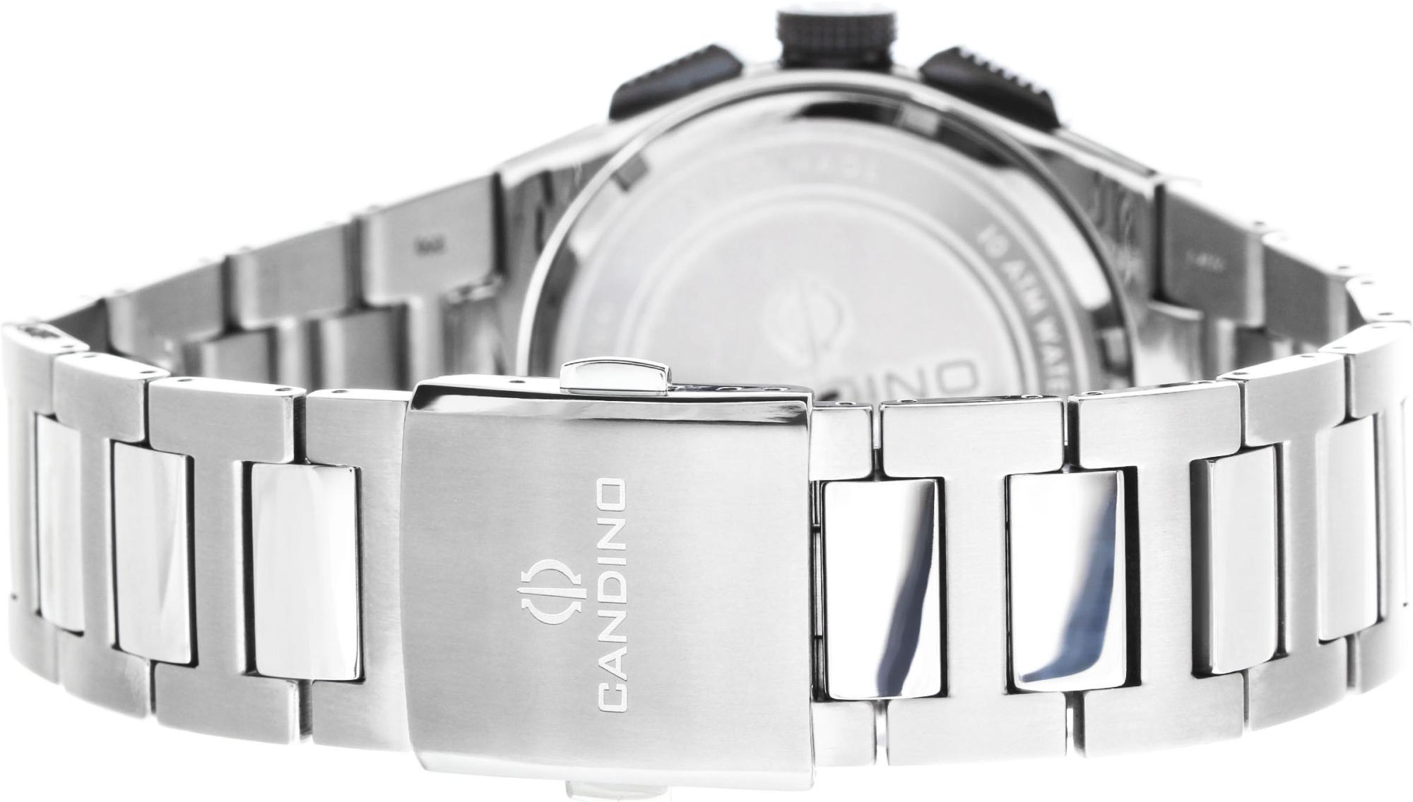 Candino Titanium C4603/4Наручные часы<br>Швейцарские часы Candino Titanium C4603/4<br><br>Пол: Мужские<br>Страна-производитель: Швейцария<br>Механизм: Кварцевый<br>Материал корпуса: Титан<br>Материал ремня/браслета: Титан<br>Водозащита, диапазон: None<br>Стекло: Сапфировое<br>Толщина корпуса: None<br>Стиль: None