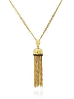 Кулон на цепи Mostar Jewellery CA12987-GN