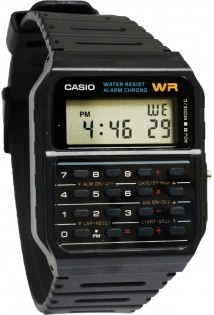 Casio Data Bank CA-53W-1