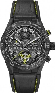 TAG Heuer Carrera Calibre Heuer 02T Nanograph CAR5A8K.FT6172