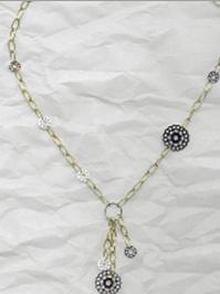 Ожерелье Caroti CL66FANT.-585