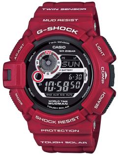 Casio G-shock G-Premium  G-9300RD-4E