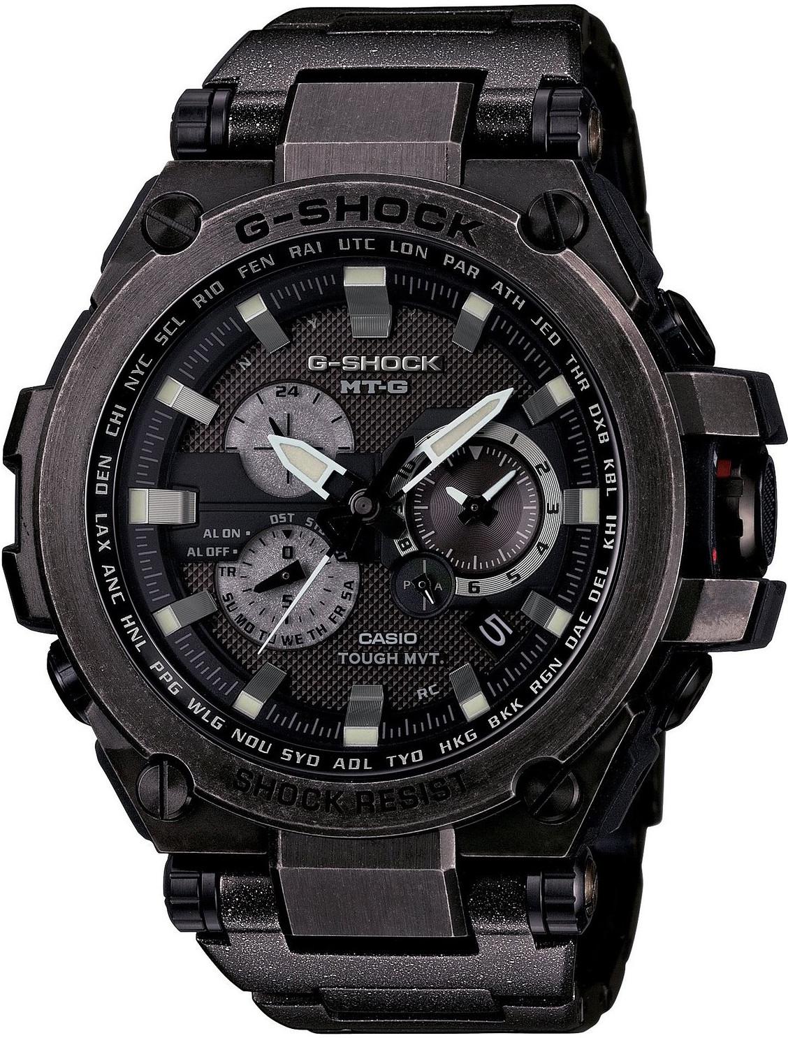 Casio G-shock  MT-G MTG-S1000V-1AНаручные часы<br>Японские часы Casio G-shock  MT-G MTG-S1000V-1A<br><br>Для кого?: Мужские<br>Страна-производитель: Япония<br>Механизм: Кварцевый<br>Материал корпуса: Сталь+пластик<br>Материал ремня/браслета: Сталь и пластик<br>Водозащита, диапазон: 200 - 800 м<br>Стекло: Сапфировое<br>Толщина корпуса: 16 мм<br>Стиль: Классика