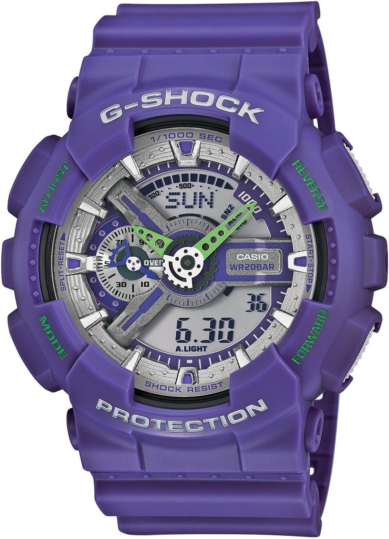 Купить Японские часы Casio G-shock G-Classic GA-110DN-6A