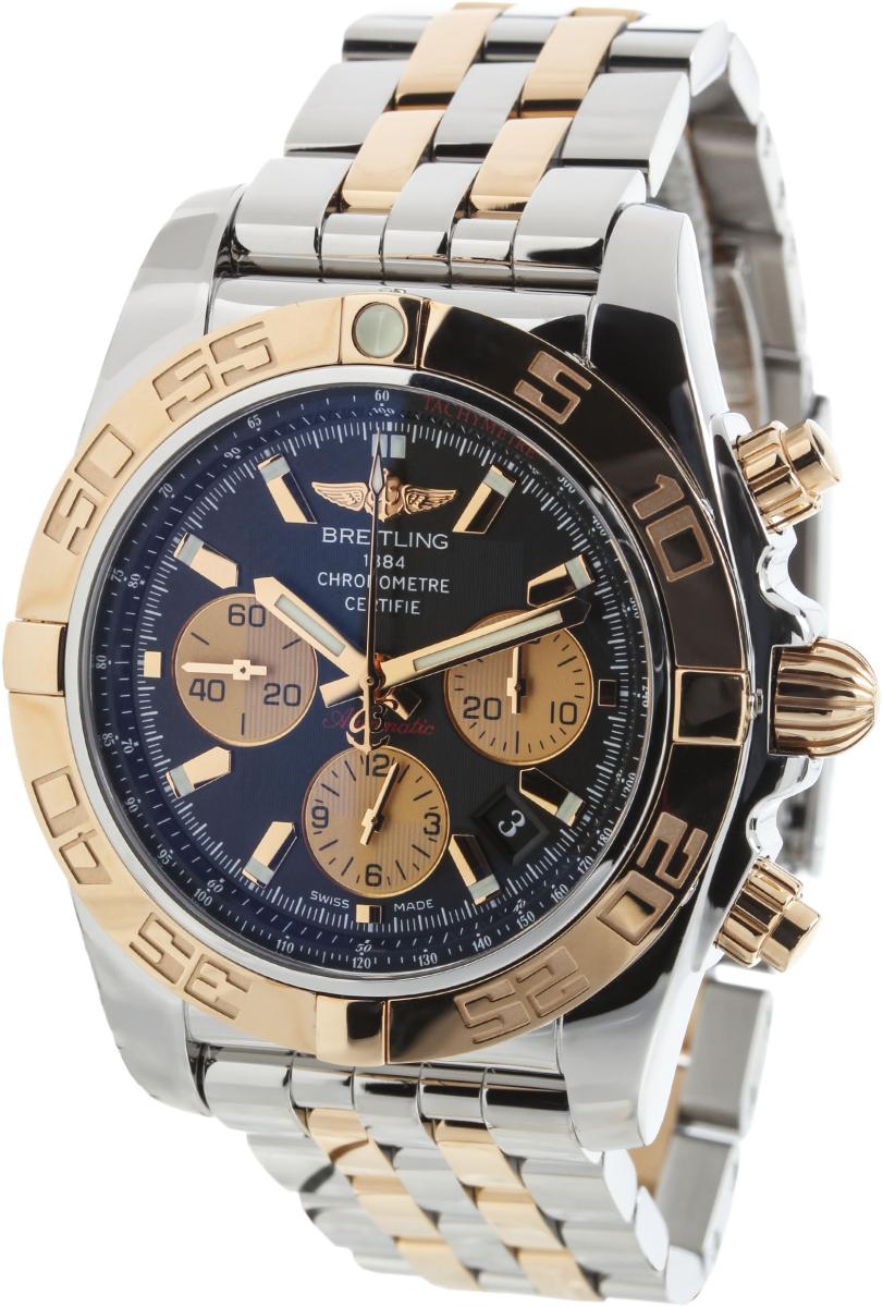 93064fcb Швейцарские часы Breitling Chronomat 44 CB011012/B968/375C