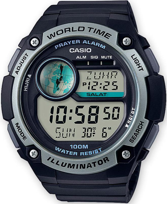 Купить Японские часы Casio CPA-100-1A